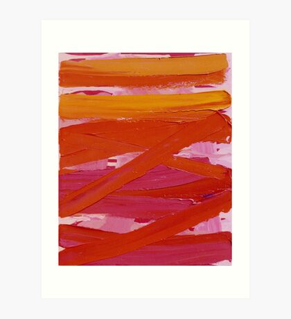 Dawn by Bernadette Smith (c) Art Print