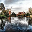 Hunsett Mill by A90Six