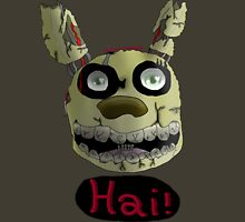 Well Hai There! (SpringTrap) Unisex T-Shirt