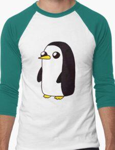 Penguin. Men's Baseball ¾ T-Shirt