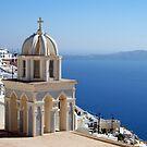 Santorini by sketchie