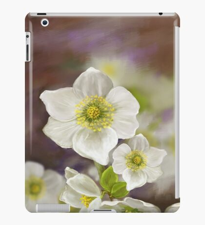 Wind Flowers iPad Case/Skin