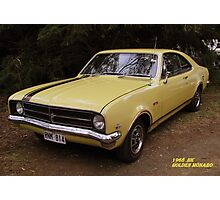 Holden Monaro Photographic Print