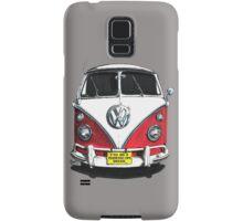 IF THE VAN IS A ROCKIN...  Samsung Galaxy Case/Skin
