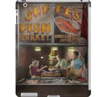 Store - Fish NY - Jaffe's Fish Market iPad Case/Skin