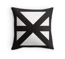 Exon Logo Throw Pillow