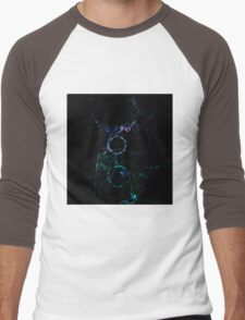 fractal 42 Men's Baseball ¾ T-Shirt
