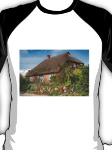 Gross Zicker: Thatched Cottage T-Shirt