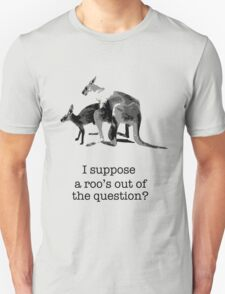 Kangaroos having fun T-Shirt