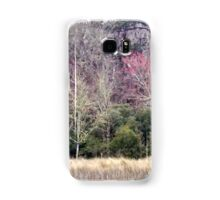 The second sign of Spring is red Samsung Galaxy Case/Skin