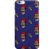Ottoman gentleman iPhone Case/Skin