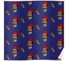 Ottoman gentleman Poster