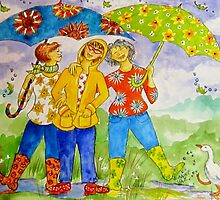 All-Weather Friends by Jeanne Vail