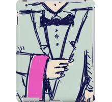 Waiter iPad Case/Skin