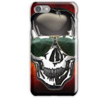 Skull Google iPhone Case/Skin