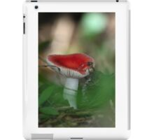 Fungal bloom iPad Case/Skin
