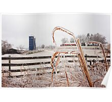 Frozen Farm Poster