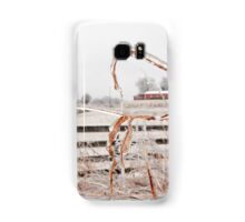 Frozen Farm Samsung Galaxy Case/Skin