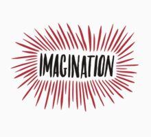 Imagination One Piece - Short Sleeve
