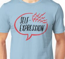 Self Expression Unisex T-Shirt