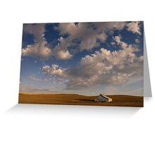 Palouse Serenity Greeting Card
