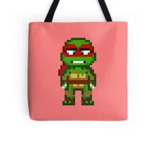 Raph TMNT 2012 Mini Pixel Tote Bag