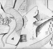 THE ALTERNATE LIVE OF AN ARTIST(C1998) by Paul Romanowski