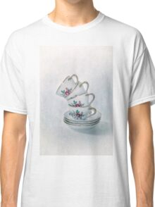 time for a cup of coffee Classic T-Shirt