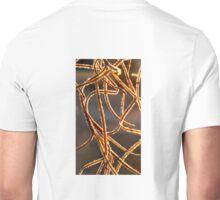 Evening light on Spanish moss Unisex T-Shirt