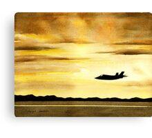 Peace Keeper Canvas Print