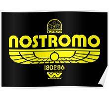Nostromo. Poster
