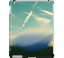Space illumination iPad Case/Skin