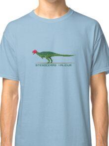 Pixel Stegoceras Classic T-Shirt