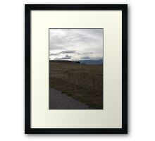 Fortune Skies  Framed Print