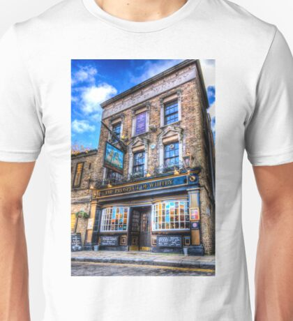 The Prospect Of Whitby Pub London Unisex T-Shirt
