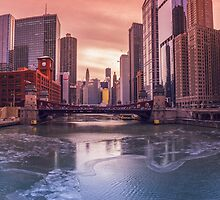 @ wells Street Bridge by zl-photography