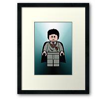You're a Brick Harry! Framed Print