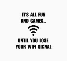 Lose Your WiFi Unisex T-Shirt