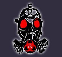biohazard gas mask Unisex T-Shirt