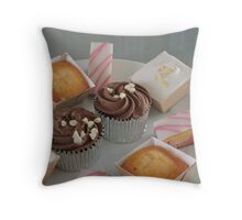 Cake Variety for Someone Special Throw Pillow