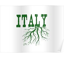 Italy Roots Poster