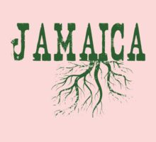 Jamaica Roots One Piece - Short Sleeve