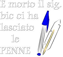 Signor bic by stemarzo