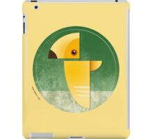 Undiscovered Species - Omega Yellow iPad Case/Skin