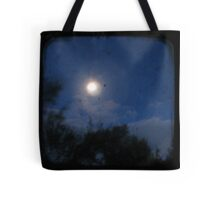 Night - Through The Viewfinder Tote Bag