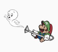 Luigi V Casper by GeekLoot