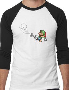 Luigi V Casper Men's Baseball ¾ T-Shirt