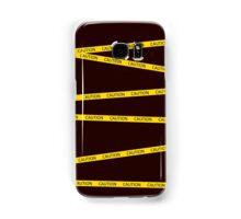 Caution Samsung Galaxy Case/Skin