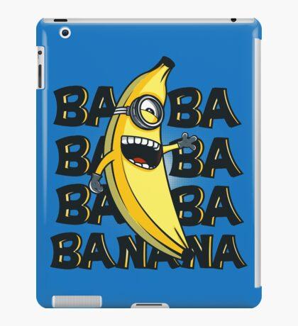 ba ba bananas iPad Case/Skin