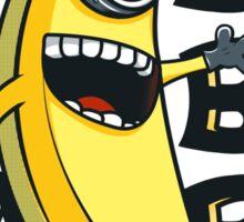 ba ba bananas Sticker